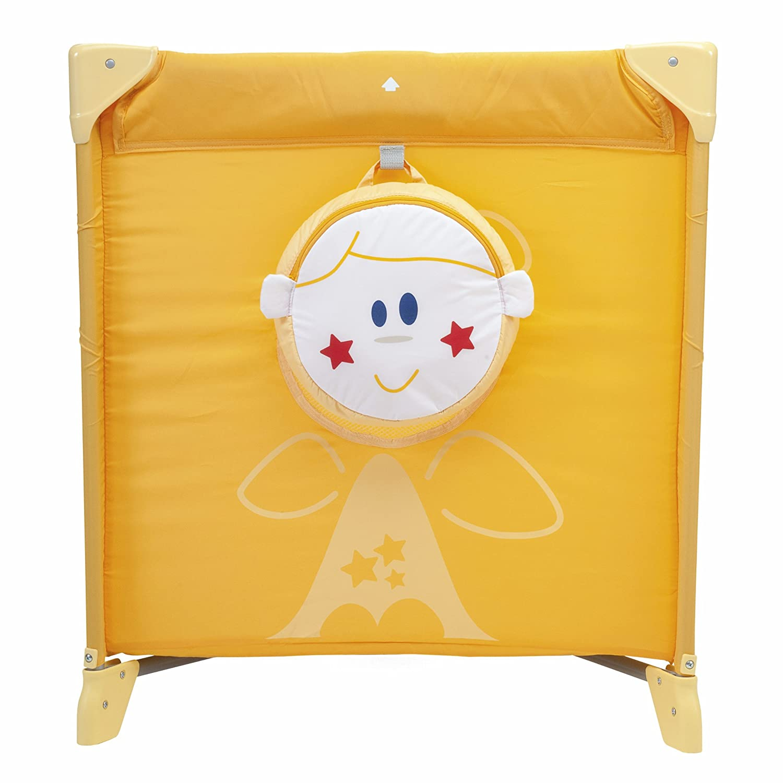 Chicco 79087400000 Lettino da viaggio Easy Sleep Colore Yellow