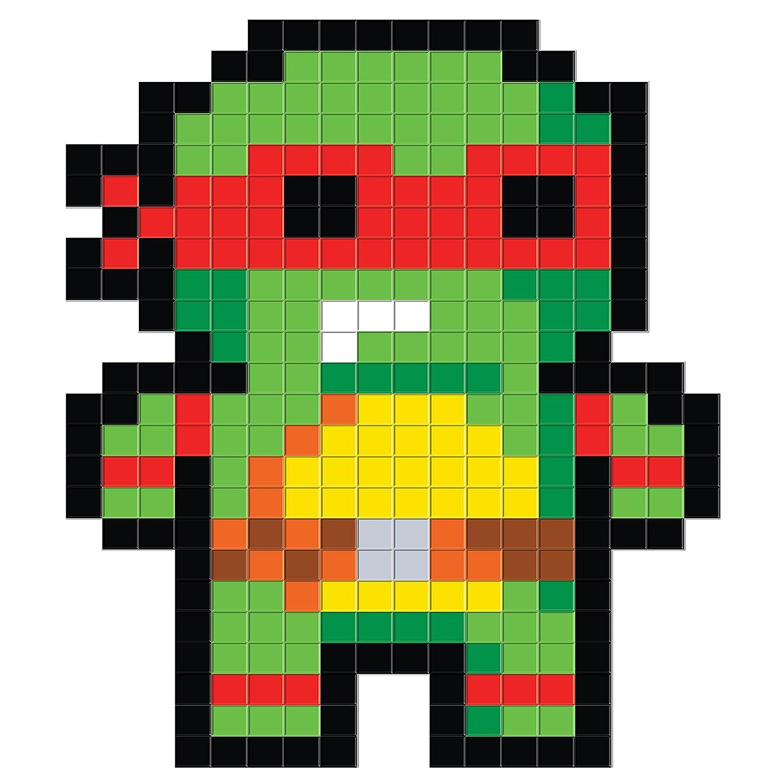 Cardinal Teenage Mutant Ninja Turtles Pixel Puzzle (350 Piece)