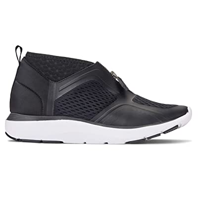 Vionic Women's Delmar Mist Walking Shoes - Ladies High Top Casual Sneakers with Concealed Orthotic Arch Support   Fashion Sneakers