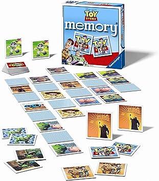 Ravensburger Toy Story Juego de Memoria: Ravensburger Toy Story memory game: Amazon.es: Juguetes y juegos