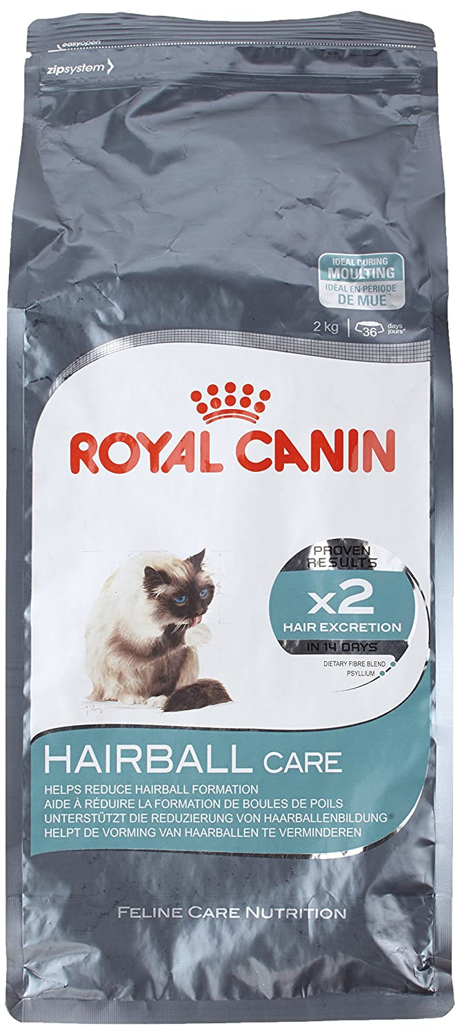 Royal Canin - Royal Canin Nutrition Soin Intense Hairball 34 Adult Contenances : 2 kg 03RCIH2