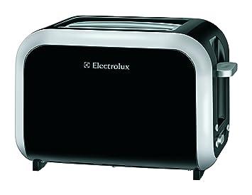 Electrolux EAT3100 – Tostador de doble ranura y 7 niveles de tostado, color negro