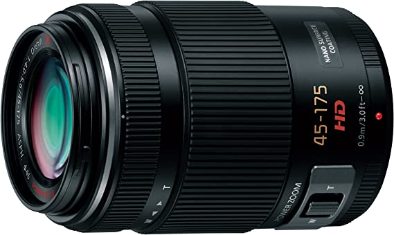 Panasonic Lumix G X Vario Pz 45 175mm F4 0 5 6 Asph Kamera