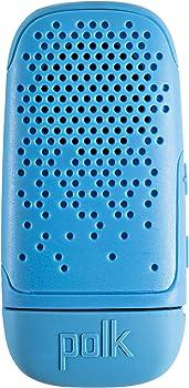 Polk Audio BOOM Bit Wearable Bluetooth Speaker