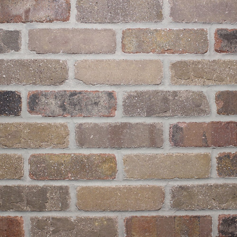 Colonial Collection Promontory Thin Brick - Case of 50 - 7.3 SF Old Mill Brick Inc.