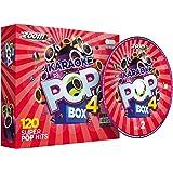 Zoom Karaoke Pop Box 4 Party Pack - 6 CD+G Box Set - 120 Songs