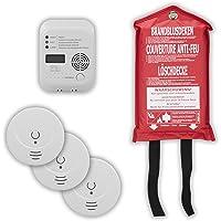 Smartwares 10.025.73 Kit de Seguridad contra Incendios