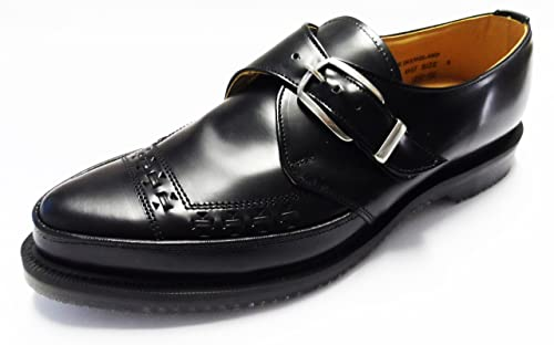 George Cox - Mocasines para hombre negro negro Regular, color negro, talla 41.5: Amazon.es: Zapatos y complementos