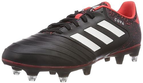 sports shoes 21daf 0d9b3 adidas Copa 18.2 SG, Scarpe da Calcio Uomo, Nero CblackFtwwhtReacor