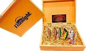 Fish Rite-Fishing Lure Gift Box