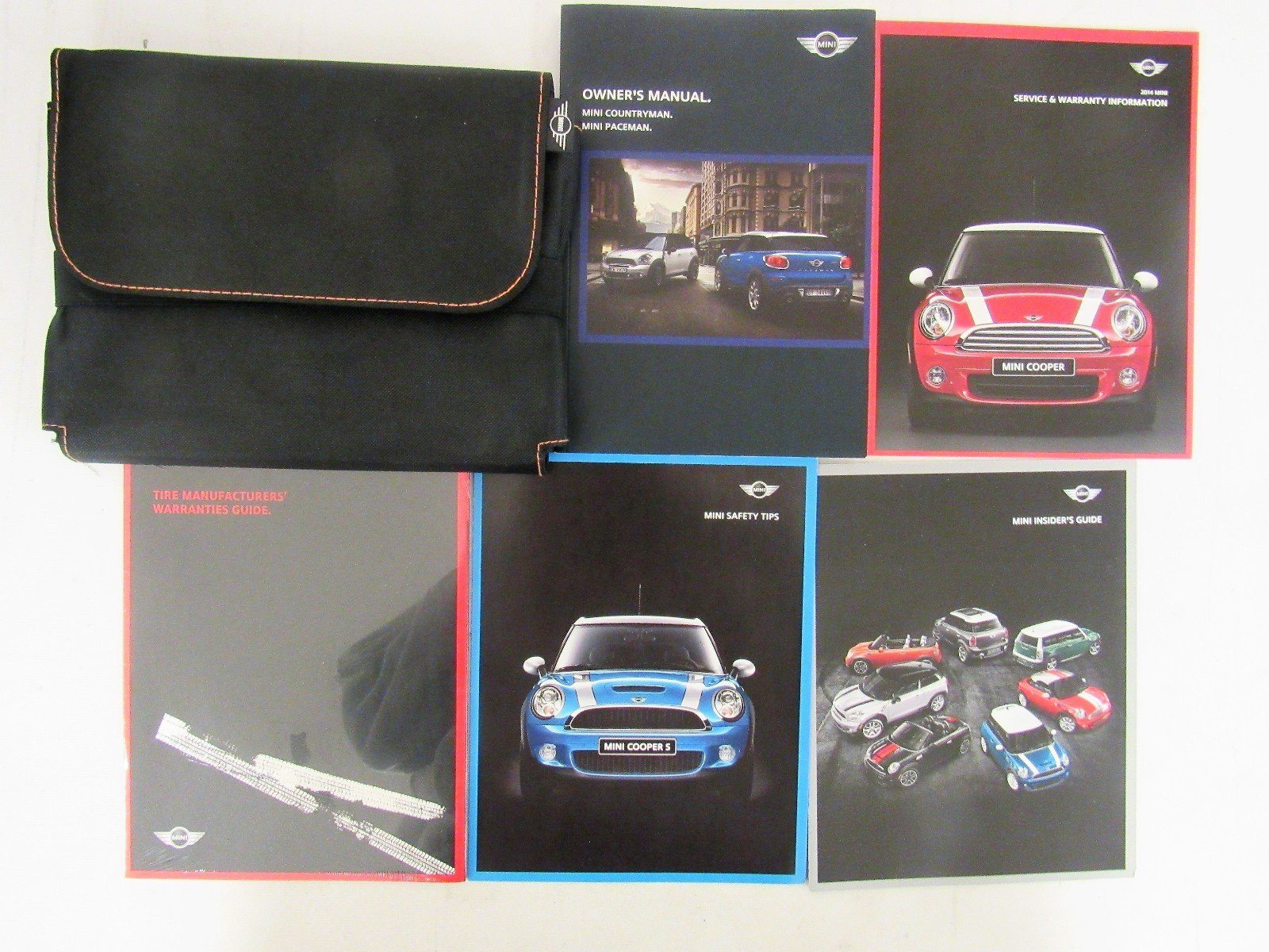 mini owners manual 2014