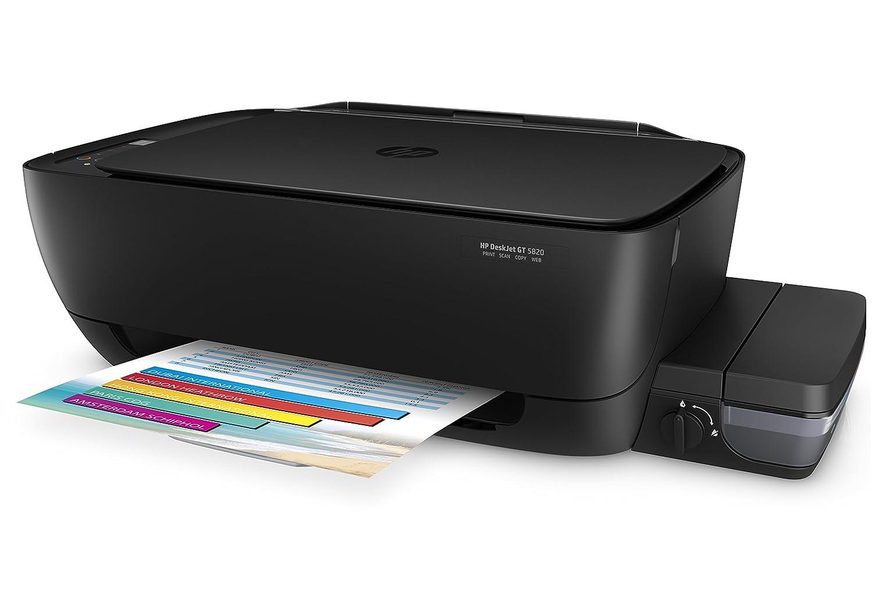 HP DeskJet GT 5820 Inyección de Tinta térmica 8 ppm 4800 x ...