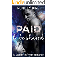Paid to be shared: A gay BDSM romance (Delphic Agency Book 3) book cover