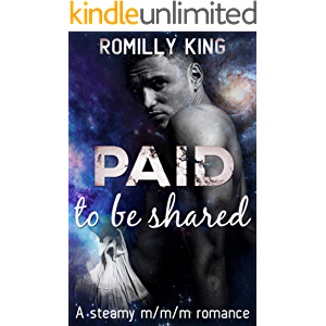 Paid to be shared: A gay BDSM romance (Delphic Agency Book 3)