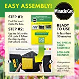 Miracle-Gro Small Composter - Compact Single