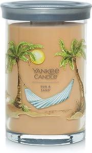 Yankee Candle Sun & Sand Signature Large Tumbler Candle