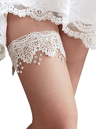 Wedding Garter Bridal Garter Lace Bridal Garter,Rhinestone Garter,Single Lace Garter,Flower Garter,Chiffon Flower Garter,Wedding Garter