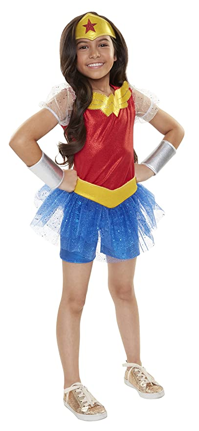069c8c38ca Amazon.com  DC Super Hero Girls Everyday Dress-Up Outfit  Toys   Games