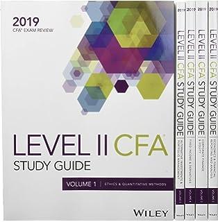 Amazon com: CFA Program Curriculum 2018 Level II Volumes 1-6 Box Set