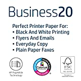 HP Printer Paper, Business Copy Paper, 8.5 x