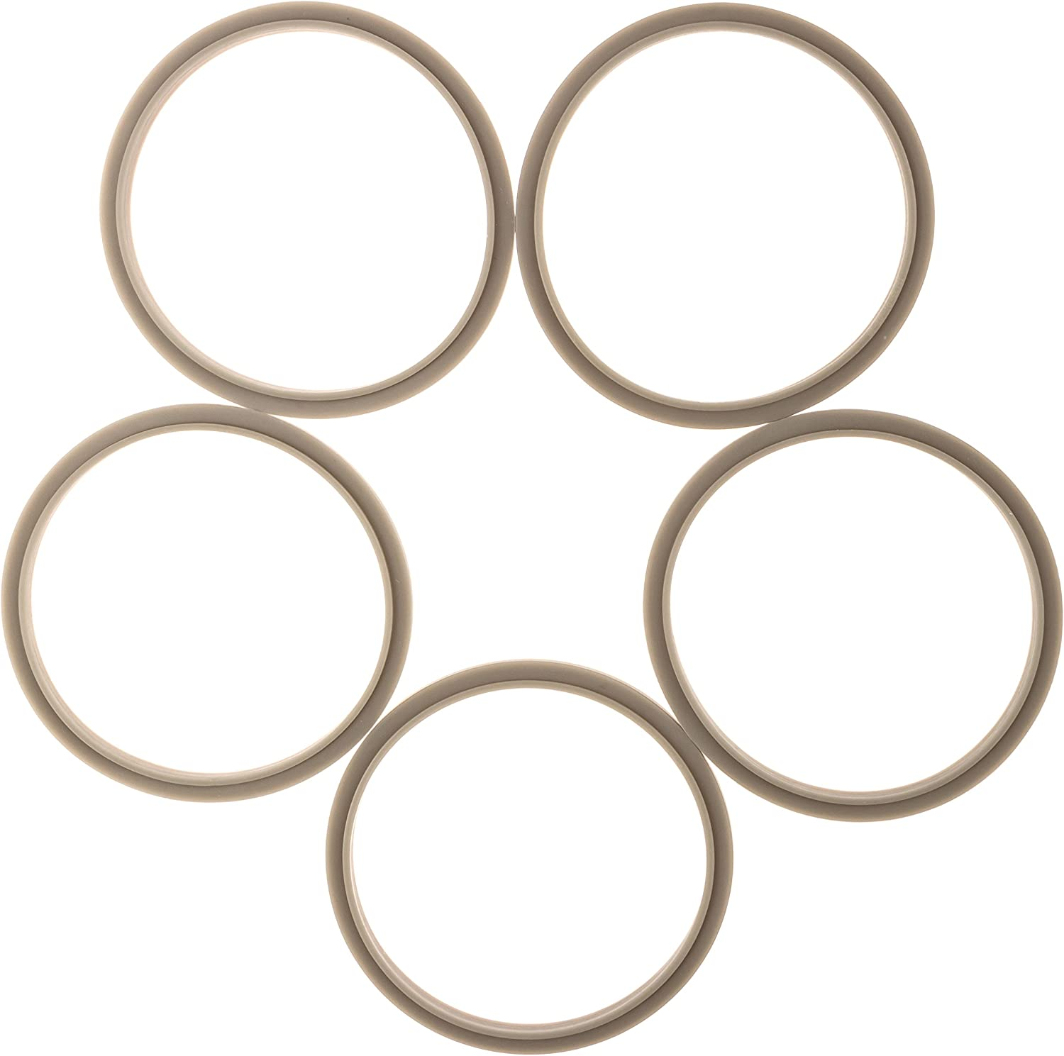 Pack of 3 Nutribullet Seal Ring Gaskets with Lip Gasket for Nutribullet 600//900 Series NutriBullet Replacement Parts /& Accessories