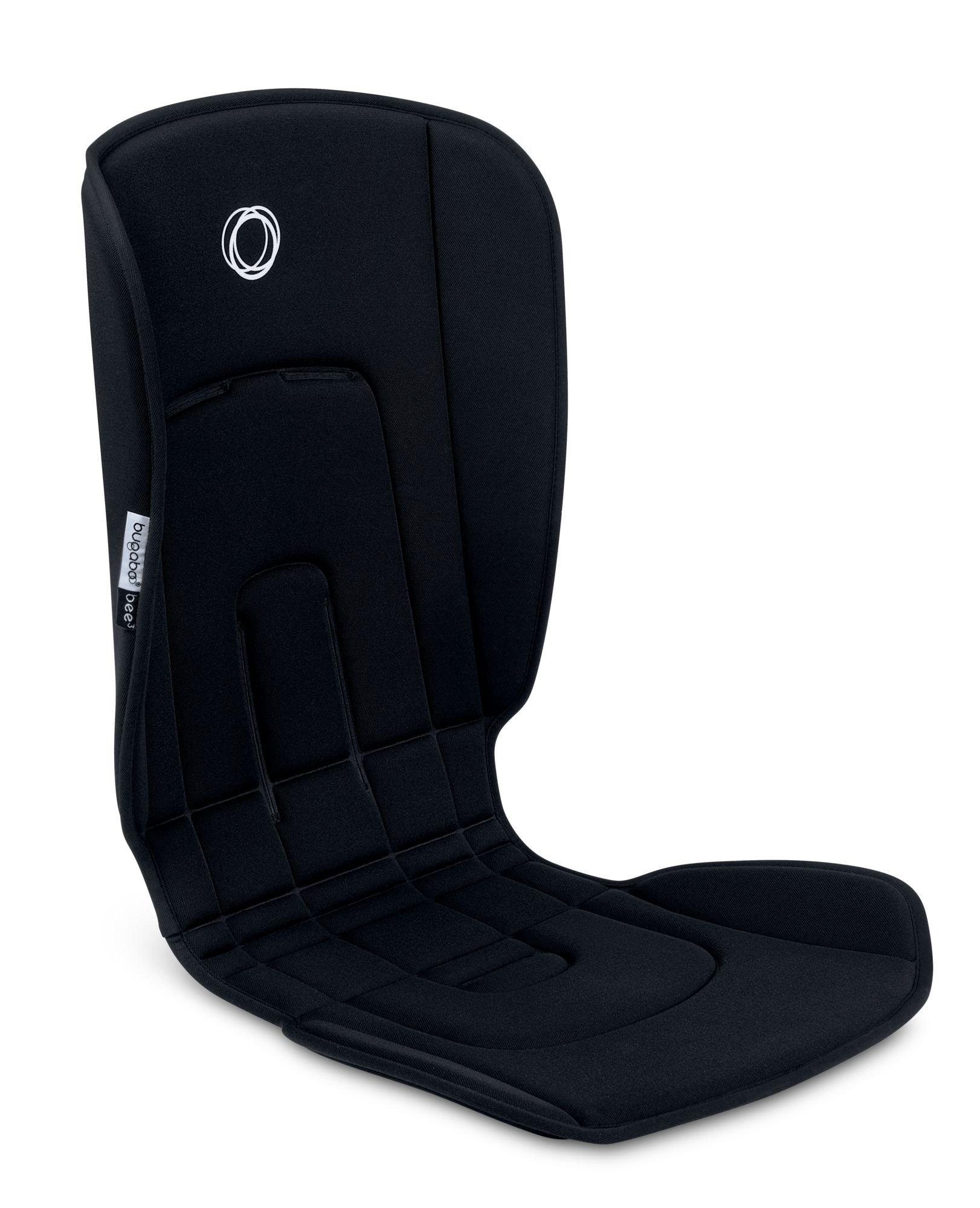 Bugaboo Bee3 Seat Fabric, Black