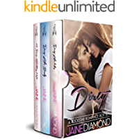Dirty: A Rockstar Romance Box Set