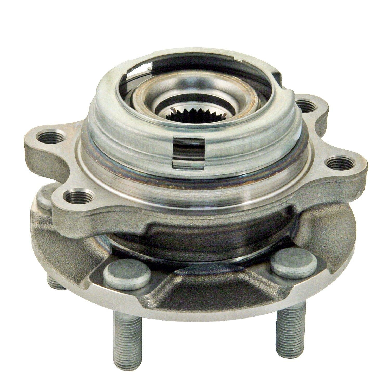 PROFORCE HA590125 Premium Wheel Bearing and Hub Assembly (Rear)