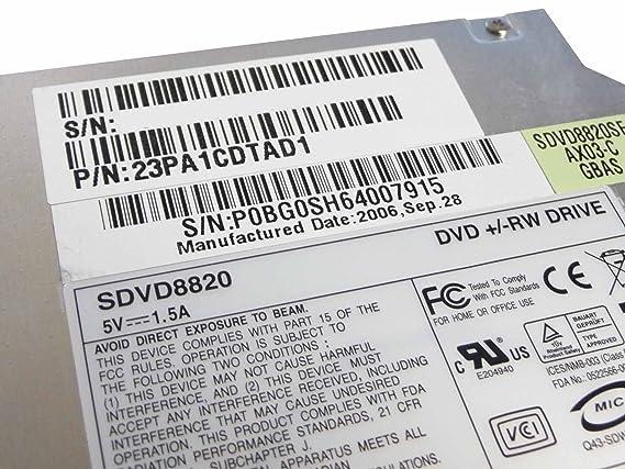 Dell XPS 210 Philips SDVD-8820 Driver