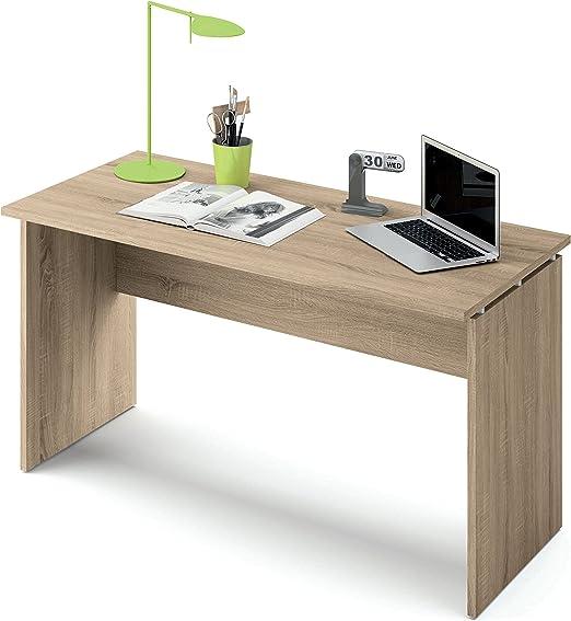 Abitti Escritorio Mesa de Ordenador Multimedia Color Cambrian para ...