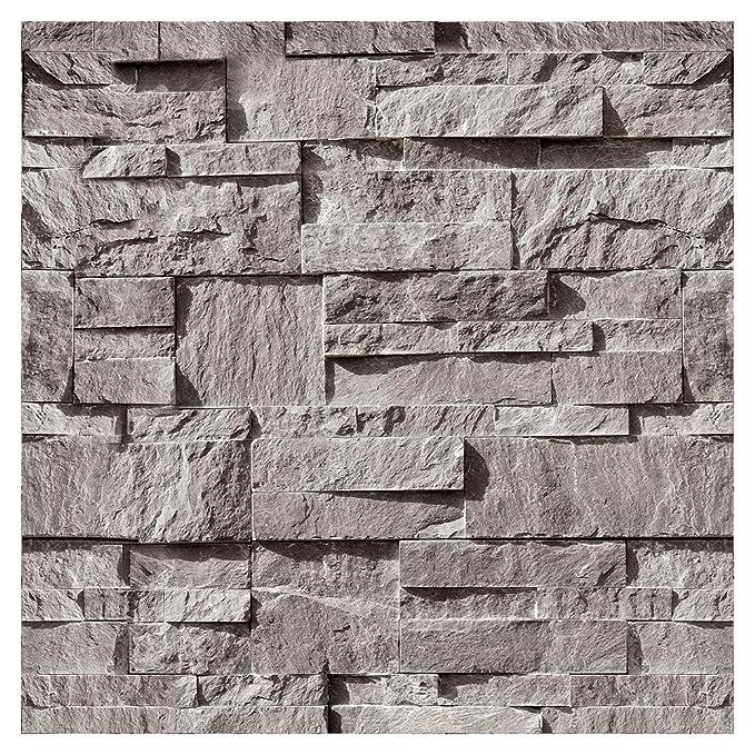 murando - Fototapete selbstklebend 10m 3D Tapete Wandtattoo dekorative Möbelfolie Dekorfolie Fotofolie Wandaufkleber Wandpost