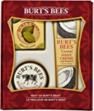 Burt's Bees Best of Burt's Holiday Gift Set, 3 Products in Gift Box