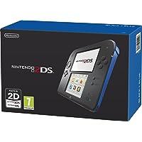 Nintendo Handheld Console 2DS - Black/Blue