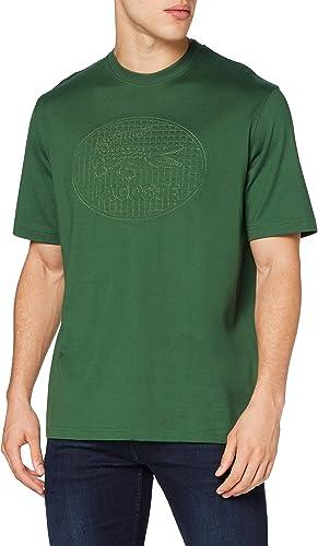 LACOSTE L!VE Camiseta Unisex Adulto