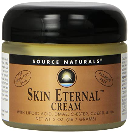 Source Naturals Skin Eternal Cream, for Sensitive Skin 2 oz by Source Naturals