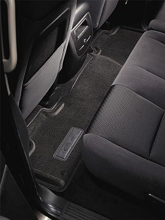 Nylon Carpet Coverking Custom Fit Front Floor Mats for Select Chevrolet Brookwood Models Black