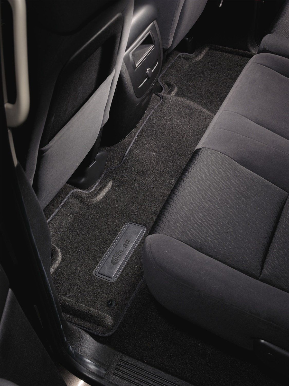 Lund 623031 Catch-All Premium Charcoal Carpet 2nd Seat Floor Mat