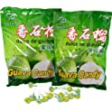 2-Pk Soeos Guava Candy, Hard Candy Approx.100 Lollipops