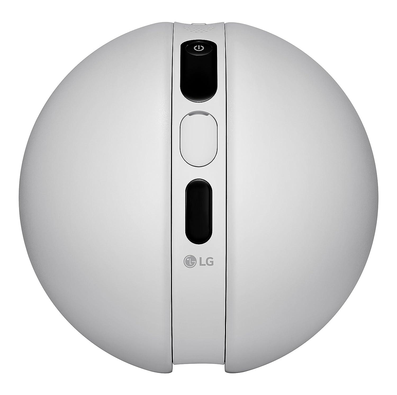 LG RB200.AEUATS Rolling BOT dron para vídeo vigilancia, Blanco ...
