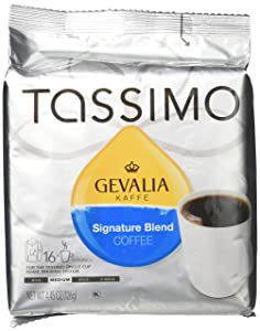Tassimo Gevalia Signature Blend Coffee T Discs (16 Count)