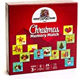Mind Tools - Christmas Educational Memory Match Game for Toddler Preschool and Kids - Great Memory Matching Card Games…
