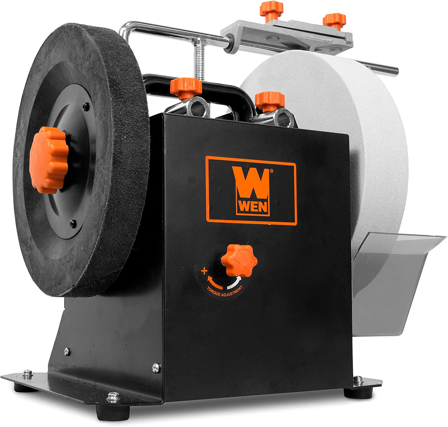 WEN BG9910 10-Inch Variable-Torque Water Cooled Wet and Dry Sharpening System