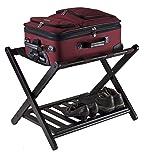 Winsome 92436 Luggage Rack with Shelf