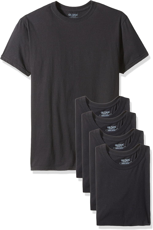 Gildan Platinum Men's Crew T-Shirts: Clothing