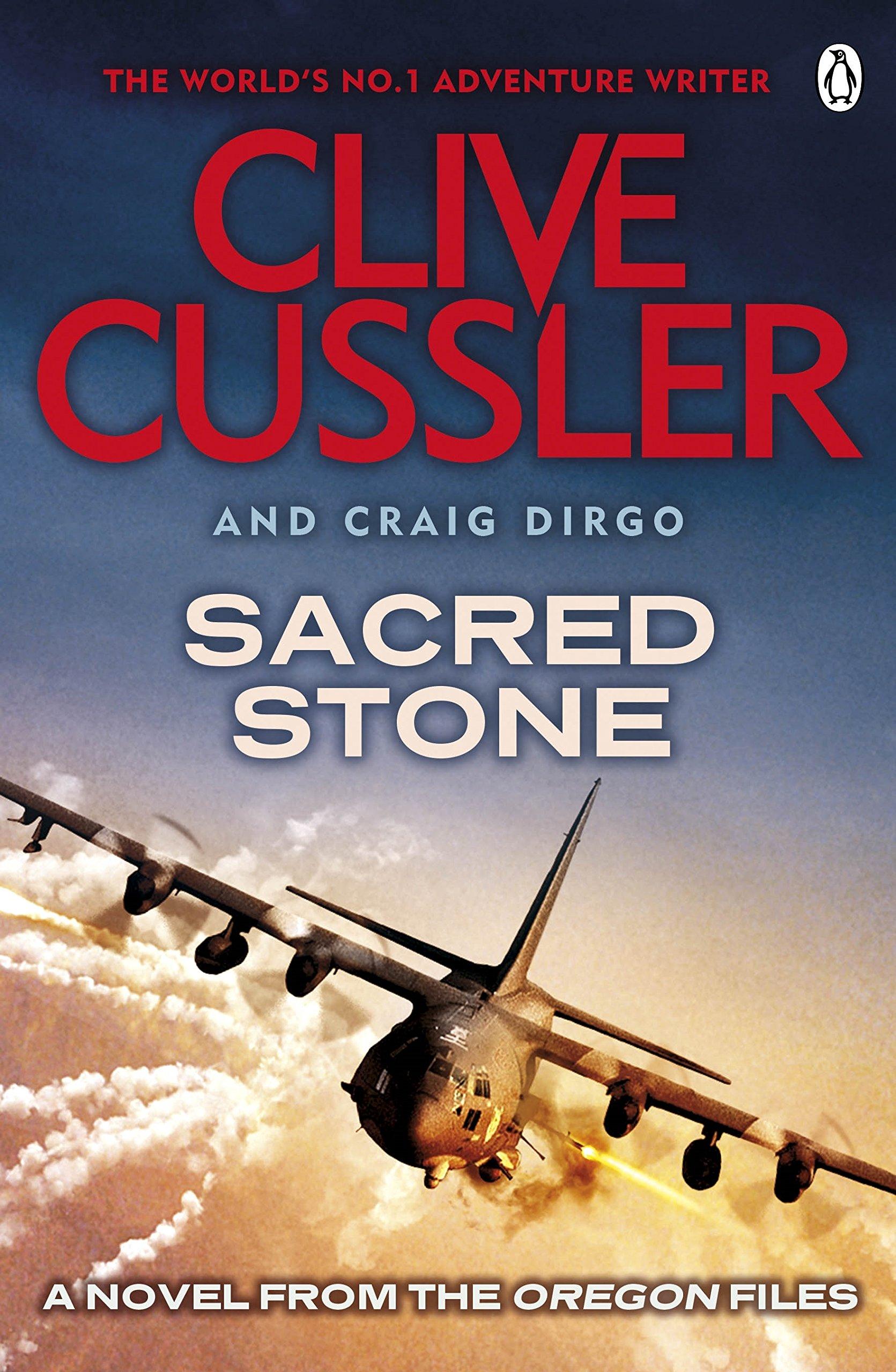 Download Sacred Stone: Oregon Files #2 (The Oregon Files) ebook