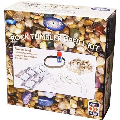 Edu-Toys Rock Tumbler Refill Kit: Toys & Games