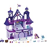 My Little Pony Toy – Magical School of Friendship Playset with Twilight Sparkle Figure