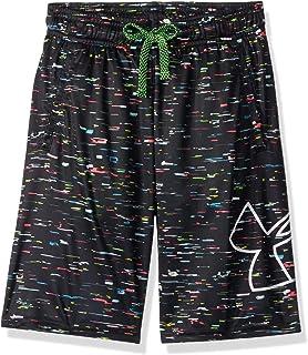 2e89f0e31 Amazon.com: Under Armour Boys' Instinct Printed Shorts: Sports ...