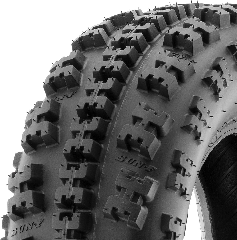 OCELOT SPORT ATV 20X7-8 KNOBBY 2-PLY TIRES P322 SET OF 2