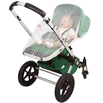 Baby Mosquito net, Bug Net for Stroller, Infant Carrier, Car Seat, Super  Simple Setup System, Extra
